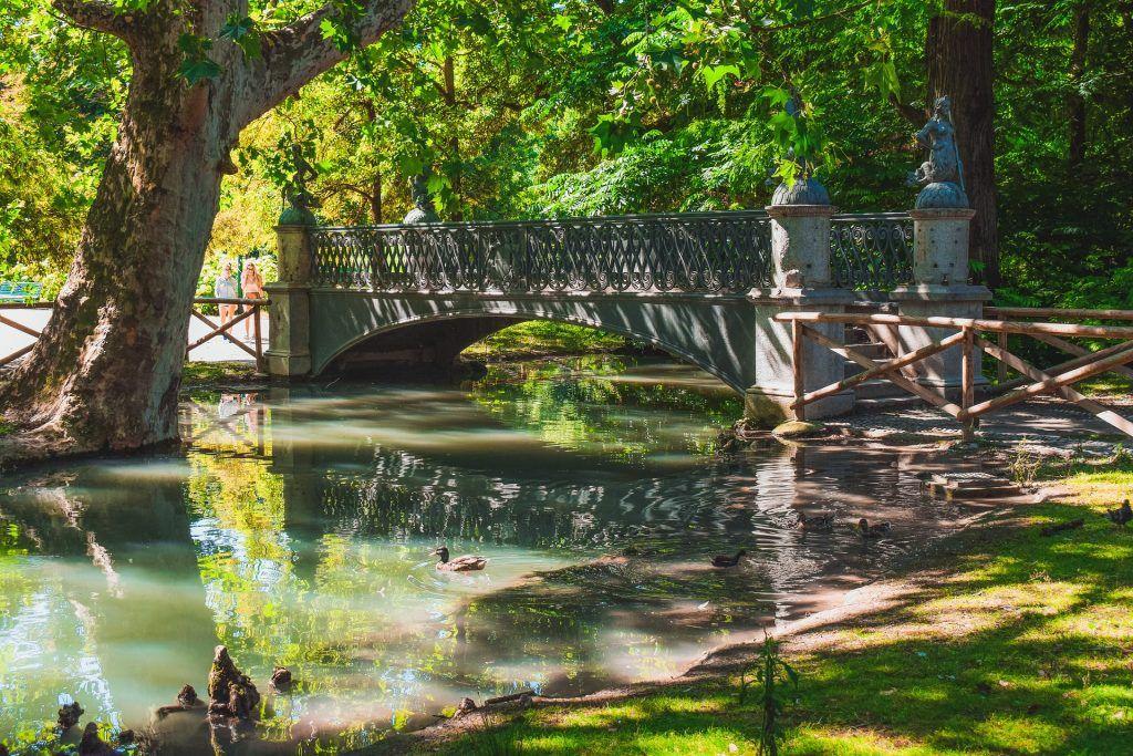 Parques en Milán