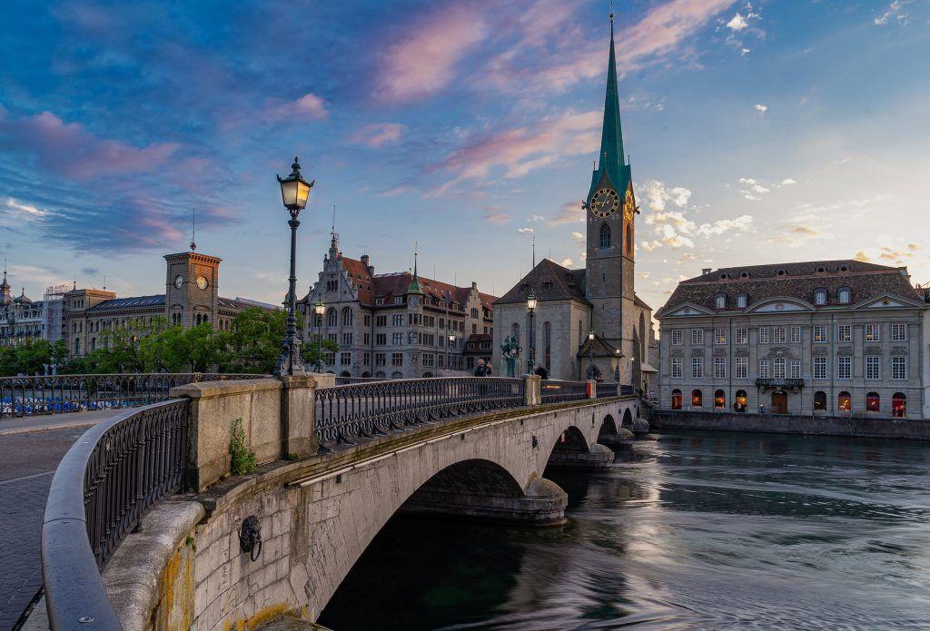 Historia de Zurich