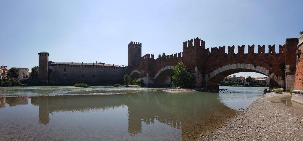 Museos y Parque en Verona