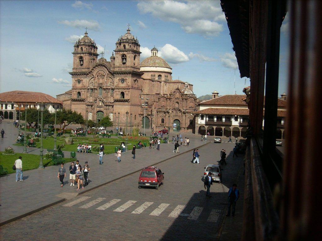 Historia de Cusco