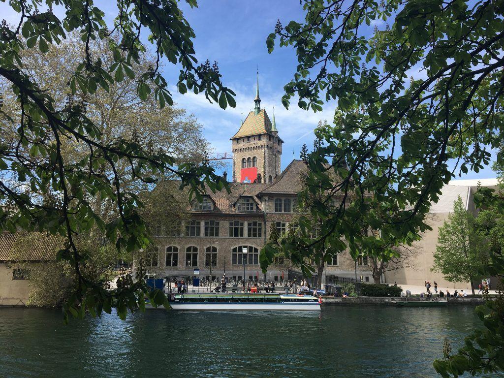 Museos y Parques en Zurich