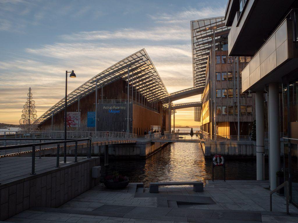 Museos en Oslo