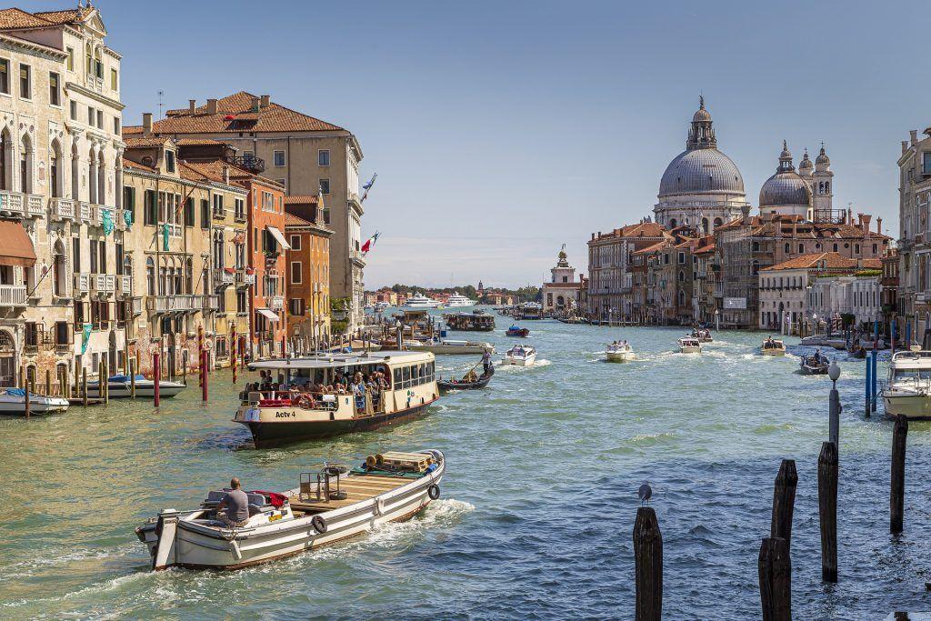 La historia de Venecia
