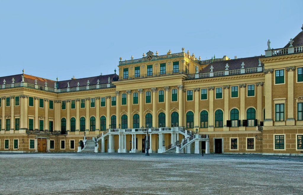 Palacio en Viena