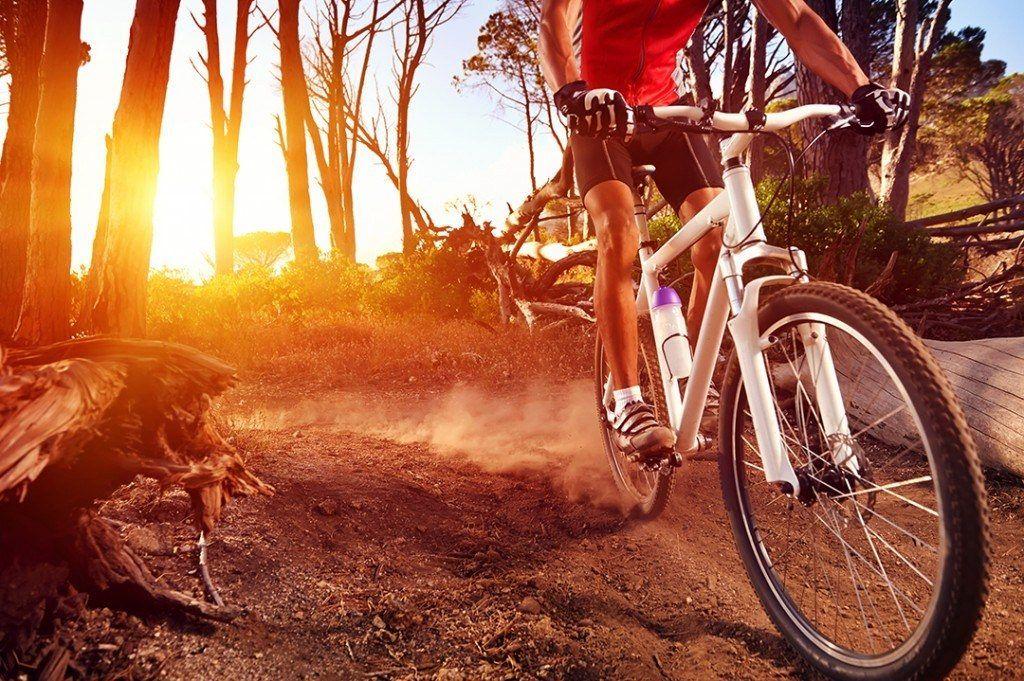 los mejores sitios para manejar bicicleta en España