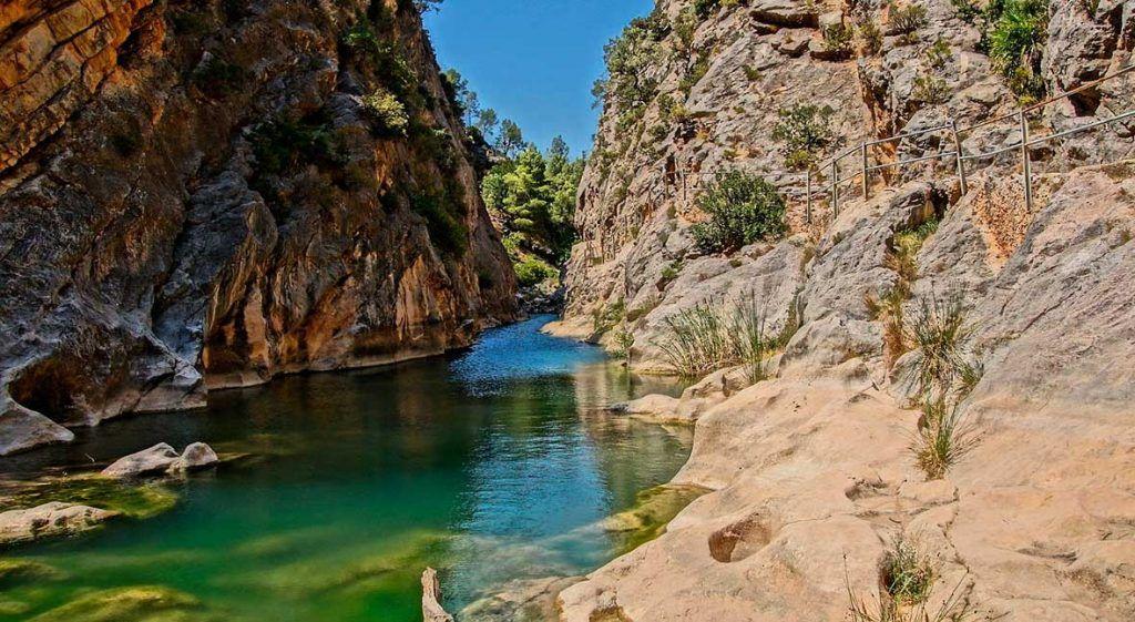Las mejores aguas termales de España