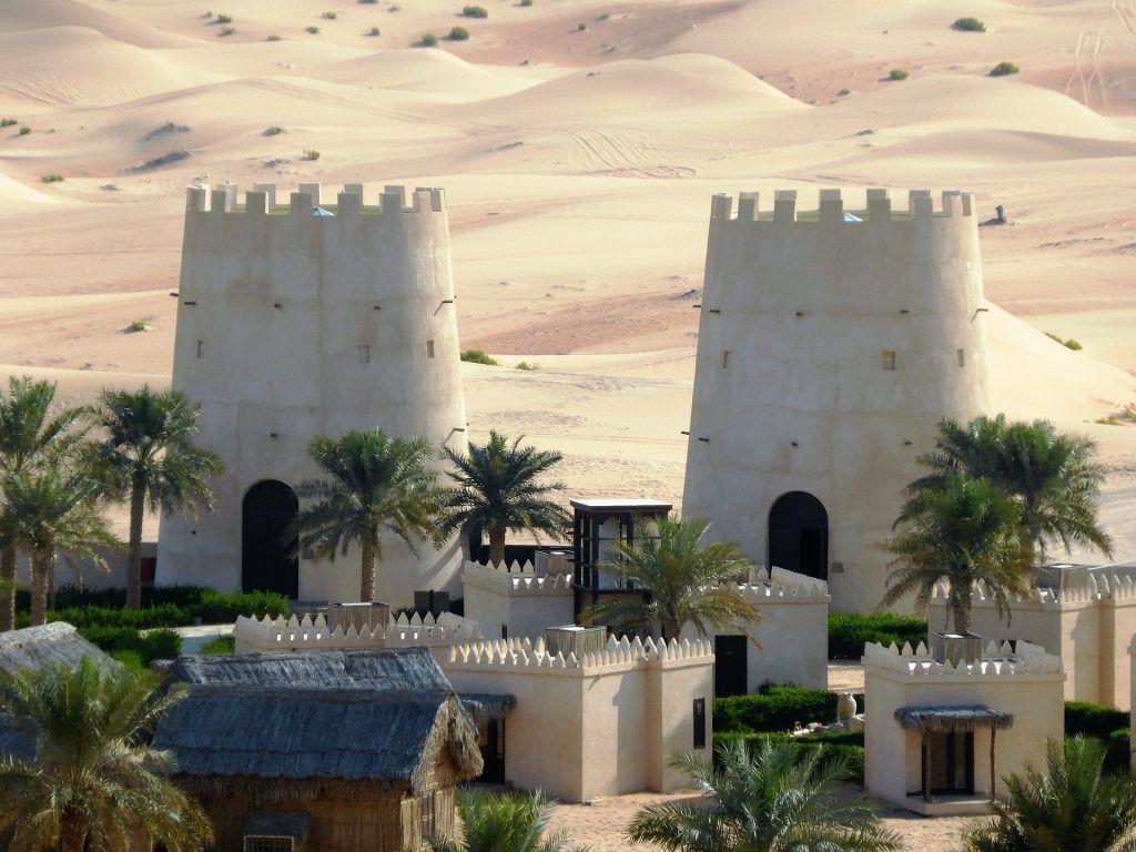Parques en Abu Dhabi