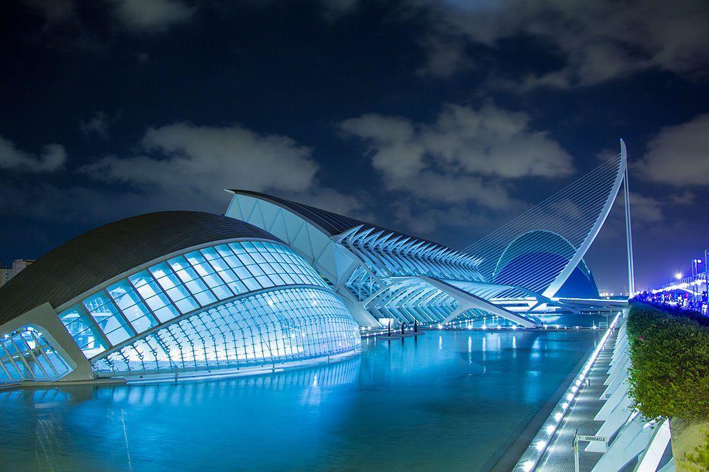 La Ciudad de las Artes y las Ciencias que hacer en valencia
