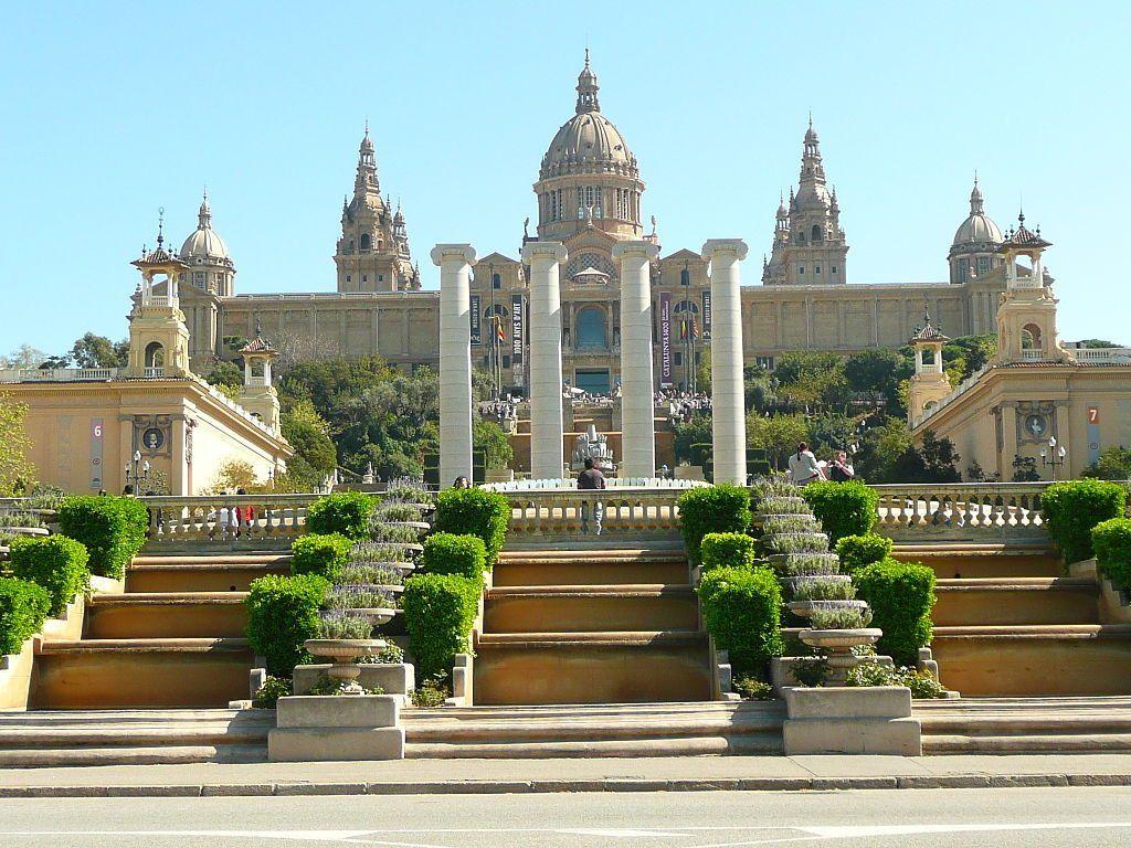 """Montjuic """"El Monte de los Judíos que ver en Barcelona"""""""