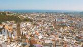 Free tour por los miradores de Málaga